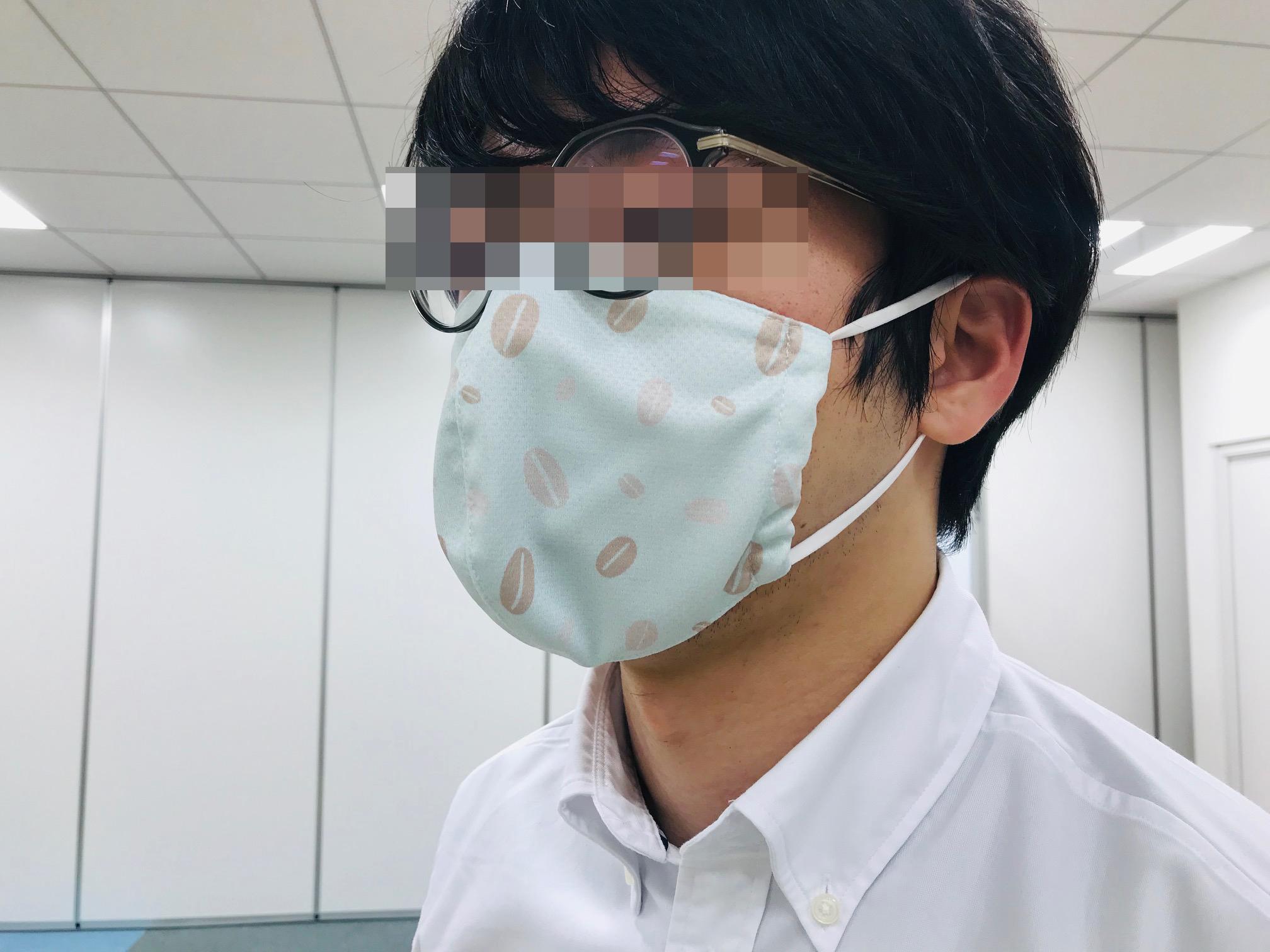 【新作グッズ】プリントマスク3枚セット